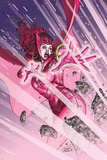 Avengers No.81 Cover: Scarlet Witch Photo by Scott Kolins