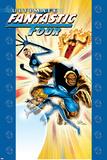 Ultimate Fanastic Four No.13 Cover: Mr. Fantastic Posters by Adam Kubert