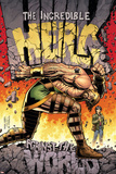 Incredible Hulk No.112 Cover: Hercules Posters by Arthur Adams