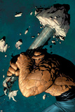 Marvel Knights 4 No.2 Cover: Thing Posters by Steve MCNiven