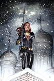 Black Widow: Deadly Origins No.2 Cover: Black Widow Photo by Adi Granov