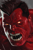 Hulk: Red Hulk Must Have Hulk No.2 Cover: Hulk Prints