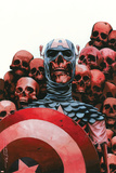 Captain America: The Chosen No.5 Cover: Captain America Posters by Mitchell Breitweiser