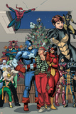 Marvel Holiday Special No.1 Group: Captain America Posters by Reilly Brown