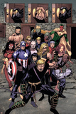The Mighty Avengers No.30 Group: Ronin Prints by Sean Chen