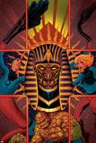 Marvel Knights 4 No.16 Cover: Mr. Fantastic Prints by Steve MCNiven