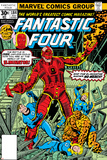 Fantastic Four N184 Cover: Thing Pósters por George Perez