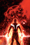 Annihilation: Conquest No.3 Cover: Adam Warlock Posters
