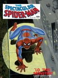 The Spectacular Spider-Man No.1 Cover: Spider-Man Crawling Posters