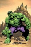Incredible Hulk No.75 Cover: Hulk Billeder af Gary Frank