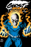 Ghost Rider: Highway To Hell Cover: Ghost Rider Posters av Mark Texeira