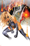 Ms. Marvel No.27 Cover: Ms. Marvel Prints