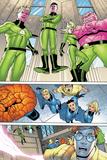 Marvel Knights 4 No.23 Group: Impossible Man Prints by Mizuki Sakakibara