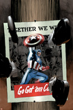 Captain America No.15 Cover: Captain America Photo by Mike Perkins