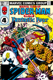 Marvel Team-Up No.133 Cover: Mr. Fantastic Prints by Sal Buscema