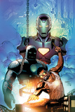 Iron Man: Requiem One Shot Cover: Stark and Tony Photo by Sean Chen