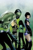 Marvel Nemesis: The Imperfects N2 Cover: Hazmat Prints