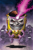 Super-Villain Team-Up/MODOKs 11 No.1 Cover: M.O.D.O.K. Fighting Posters