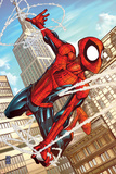 Marvel Adventures Spider-Man No.50 Cover: Spider-Man Prints by Patrick Scherberger