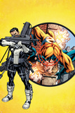 Punisher No.1 Cover: Punisher and Sentry Posters by Mike McKone