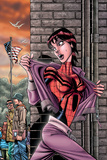 Spider-Girl No.73 Cover: Spider-Girl Prints by Ron Frenz
