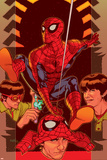 Spider-Man: Brand New Day - Extra!! No.1 Cover: Spider-Man Posters av Tony Harris