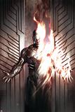 Human Torch Comics 70th Anniversary Special No.1 Cover: Human Torch Lámina por Adi Granov