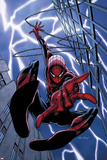 Spider-Man Unlimited No.1 Cover: Spider-Man Photo by Andy Kubert