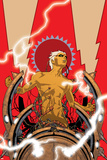 Warlock No.2 Cover: Adam Warlock Prints by J.D. Cuban