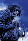 Amazing Spider-Man No.526 Cover: Spider-Man and Wolverine Posters av Mike Deodato