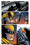 Cable & Deadpool No.43 Headshot: Wolverine Posters by Ron Lim