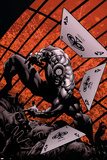 Bullseye Greatest Hits No.1 Cover: Bullseye Print by Mike Deodato