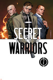 Secret Warriors No.7 Cover: Nick Fury Posters by Jim Cheung