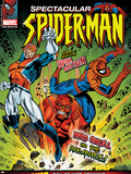 No.6 Cover: Captain Britain, Spider-Man and Red Skull Prints by Jon Haward