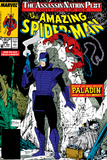 Amazing Spider-Man No.320 Cover: Spider-Man and Paladin Prints by Todd McFarlane