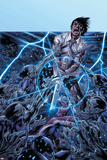 Captain Britain And MI:13 No.2 Cover: Wisdom and Pete Prints by Bryan Hitch