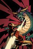 Eric Canete - Iron Man: Enter The Mandarin No.5 Cover: Iron Man Obrazy