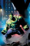 Hulk: Unchained No.1 Cover: Hulk Plakaty autor Jim Cheung