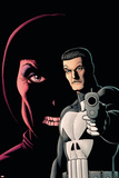 Punisher: War Zone No.3 Cover: Gnucci and Ma Prints by Steve Dillon