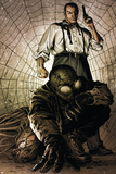 Spider-Man Noir No.4 Cover: Spider-Man, and Norman Osborn Posters by Patrick Zircher