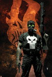 Punisher No.57 Cover: Punisher Obrazy