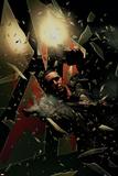 Punisher No.16 Cover: Punisher Smashing Plakáty