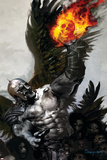 Ghost Rider No.32 Cover: Ghost Rider Poster