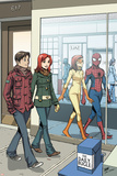 Spider-Man Loves Mary Jane No.18 Cover: Spider-Man Prints by David Hahn