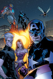 Ultimate X-Men No.63 Group: Captain America Posters by Stuart Immonen