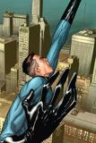 Marvel Knights 4 No.4 Cover: Mr. Fantastic Prints by Steve MCNiven