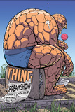 Thing: Freakshow No.1 Cover: Thing Poster by Scott Kolins
