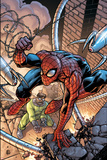 Marvel Adventures Two-In-On No.19 Cover: Spider-Man and Doctor Octopus Posters by Zach Howard