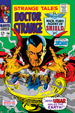 Strange Tales No.156 Cover: Dr. Strange Prints by Marie Severin