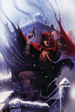 Dark Reign: The Hood No.1 Cover: The Hood Prints